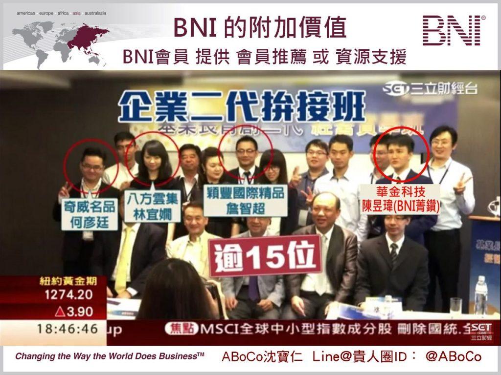 BNI引薦分享03