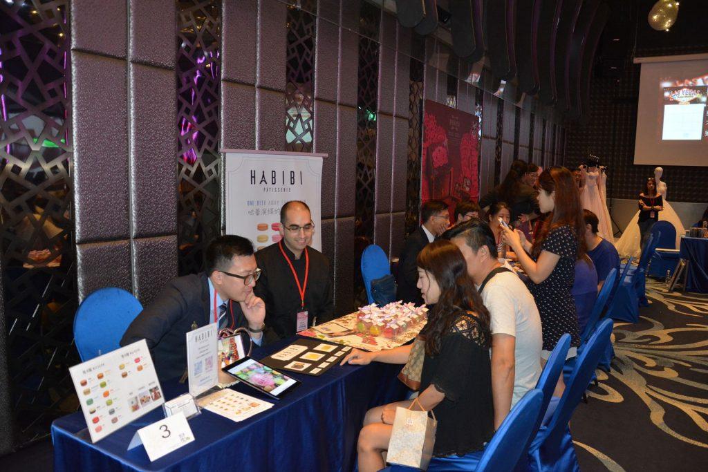 BNI菁讚分會Ava婚禮規劃師產業鏈接10
